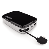 ENERGIZER Powerbank 6000mAh [XP6000A-BK] - Portable Charger / Power Bank